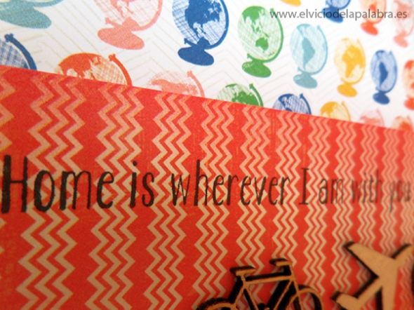 Tarjeta elaborada con figuras de madera de Studio Calico. Card made using wooden embellishments from Studio Calico.Tarjeta elaborada con figuras de madera de Studio Calico. Card made using wooden embellishments from Studio Calico.
