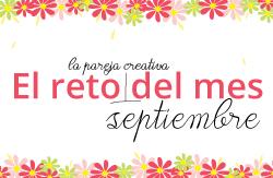 Reto creativo mensual de La Pareja Creativa