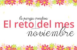 reto La Pareja Creativa noviembre