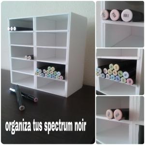 Spectrum Noir markers storage