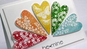 Post sobre Vicky como artista cardmaker inspiradora