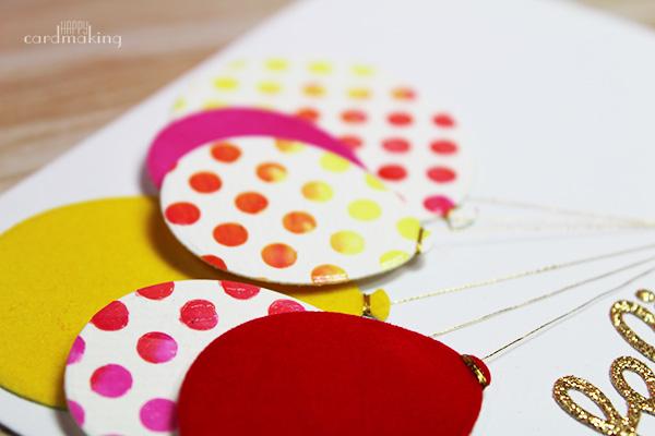 Tarjeta creativa realizada con paneles intercambiados con Full d'Scrap