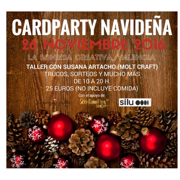 El evento de tarjetería en Valencia