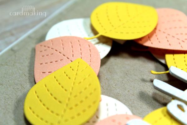 Tarjetería creativa utilizando troqueles de Lawn Fawn para el otoño que ya viene