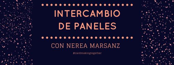 Intercambio de paneles creativos con Nerea Marsanz