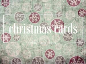 Especial tarjetería navideña 2016