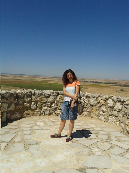 Agosto de 2014. En algún lugar de Castilla.