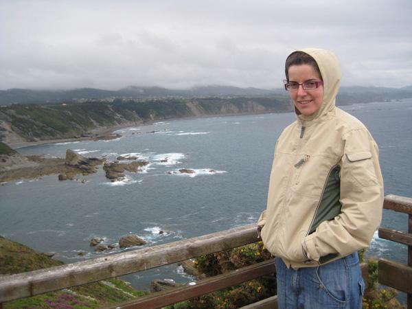 Asturias, julio de 2012. Sí, he dicho julio.